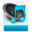 64x64px size png icon of iTunes generic