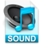 64x64px size png icon of iTunes snd