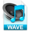 64x64px size png icon of iTunes wav
