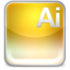 64x64px size png icon of ai eps