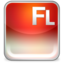 64x64px size png icon of fla