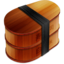 64x64px size png icon of Compressed file