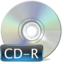 64x64px size png icon of CD R