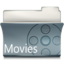 64x64px size png icon of Movies