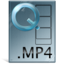64x64px size png icon of Mp 4