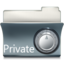 64x64px size png icon of Private