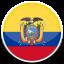 64x64px size png icon of Ecuador
