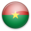64x64px size png icon of Burkina Faso