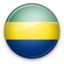 64x64px size png icon of Gabon