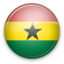 64x64px size png icon of Ghana