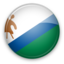64x64px size png icon of Lesotho