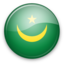 64x64px size png icon of Mauritania