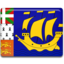 64x64px size png icon of Saint Pierre and Miquelon