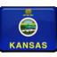 64x64px size png icon of Kansas Flag