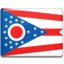 64x64px size png icon of Ohio Flag