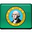 64x64px size png icon of Washington Flag