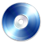 64x64px size png icon of Blue Ray Disc