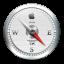 64x64px size png icon of Safari White