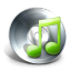 64x64px size png icon of iTunes Alt