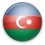 64x64px size png icon of Azerbaijan