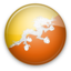 64x64px size png icon of Bhutan