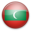 64x64px size png icon of Maldives