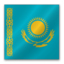 64x64px size png icon of Kazakhstan flag
