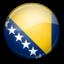 64x64px size png icon of Bosnia Herzegovina