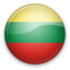 64x64px size png icon of Lithuania