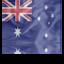 64x64px size png icon of Australia