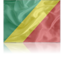 64x64px size png icon of Congo Brazzaville