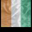 64x64px size png icon of Cote dvoire