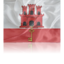 64x64px size png icon of Gibraltar