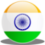 64x64px size png icon of India