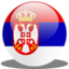 64x64px size png icon of Serbia