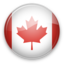 64x64px size png icon of Canada