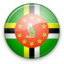 64x64px size png icon of Dominica