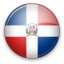 64x64px size png icon of Dominican Republic