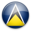 64x64px size png icon of Saint Lucia