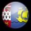 64x64px size png icon of St. Pierre & Miquelon