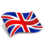 64x64px size png icon of UK Flag