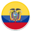 64x64px size png icon of Ecuador