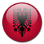 64x64px size png icon of Albania Flag