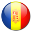 64x64px size png icon of Andorra Flag