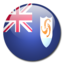 64x64px size png icon of Anguilla Flag