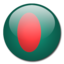 64x64px size png icon of Bangladesh Flag
