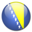 64x64px size png icon of Bosnia and Herzegovina Flag