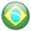 64x64px size png icon of Brazil Flag