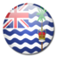 64x64px size png icon of British Indian Ocean Territory Flag