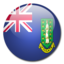 64x64px size png icon of British Virgin Islands Flag
